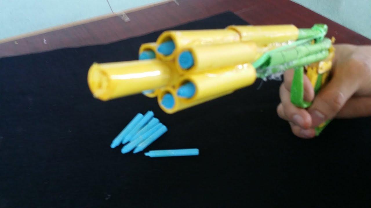 Поделки которые стреляют