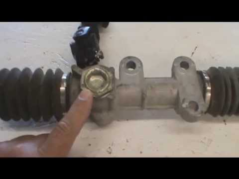 Club Car Steering Rack Youtube