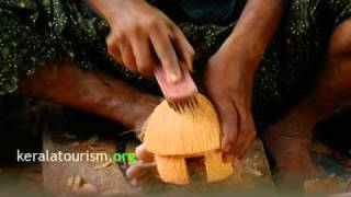 Coconut Handicrafts House