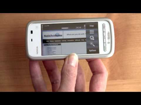 Video: Nokia Nuron Video Review