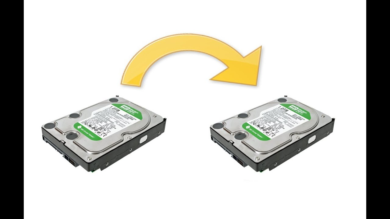 how to completely clean a hard drive