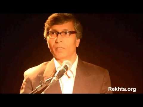 Nomaan Shauq anchoring the Rekhta poets series Ham-Kalaam 2
