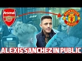 ALEXIS SANCHEZ IS MOVING TO MANCHESTER UNITED *CONFIRMED IN PUBLIC* 😱