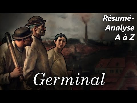 Zola, Germinal - Résumé et analyse de l'oeuvre complète