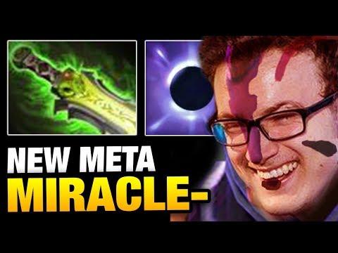 Miracle- Antimage New META Ethereal Blade Dota 2 [1 Bonus Game]