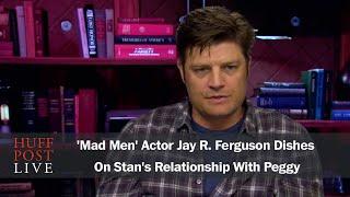 Mad Men's Jay Ferguson On Stan & Peggy Relationship