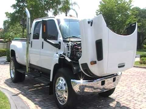 2005 GMC Topkick C4500 50K MILES - YouTube