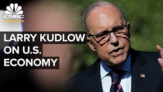 White House advisor Larry Kudlow speaks on U.S. economy and trade policy– 06/13/2019