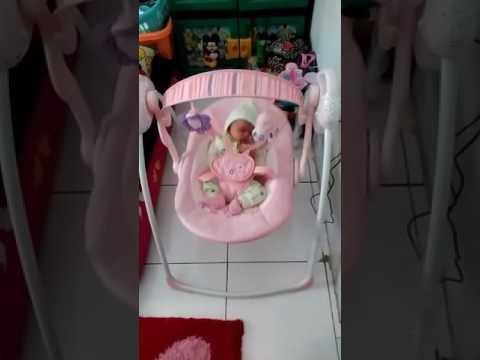 Ayunan Bayi - BabyElle Automatis