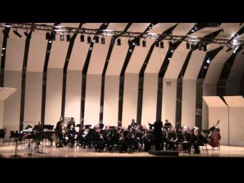 NASSAU SUFFOLK ALUMNI BAND @ CW POST 2/1/2013 CONVERSATIONS WITH THE NIGHT (2 Of 3).wmv