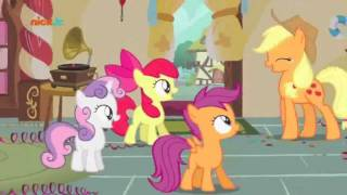 MLP FiM - Scootaloo and Sweetie Belle (German)