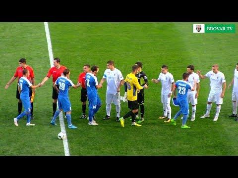 7-й тур. Оболонь-Бровар - МФК Миколаїв - 2:0! ВІДЕОогляд матчу