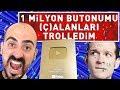 Download Lagu 1 MİLYON BUTONUMU (Ç)ALANLARI TROLLEDİM !