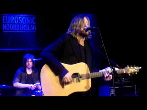 Andy Burrows - If I had a heart @Eurosonic Groningen 11/1/13