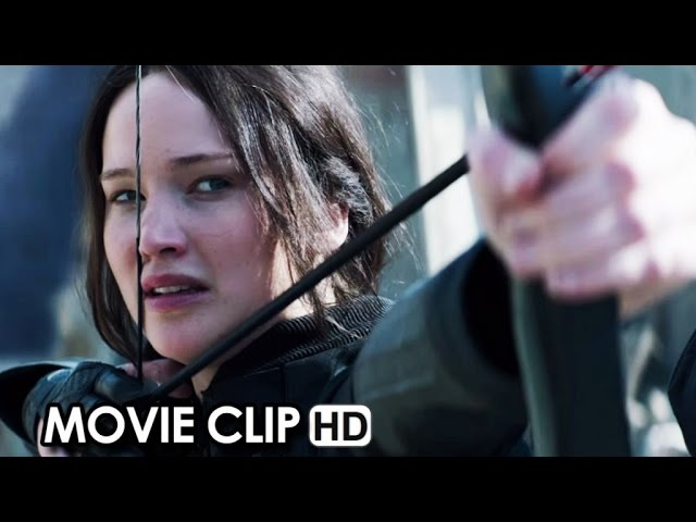 THE HUNGER GAMES: MOCKINGJAY Part 1 Official Clip #1 - You're Alive (2014) HD