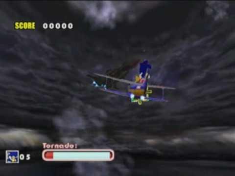 Tornado Sonic Sonic Adventure dx Tornado 2