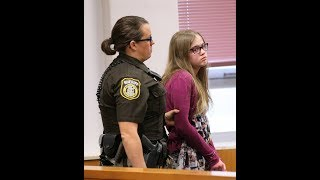 Cryptids and Monsters (NEWS):  Slenderman Case FINAL UPDATE, Morgan Geyser now sentenced!