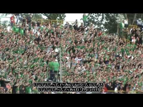 Śląsk - Legia 1:1 [doping Kibiców I Wydarzenia Towarzyszące]