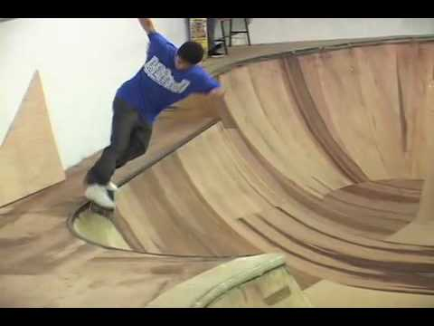 Danny Cerezini bowl ride 2010