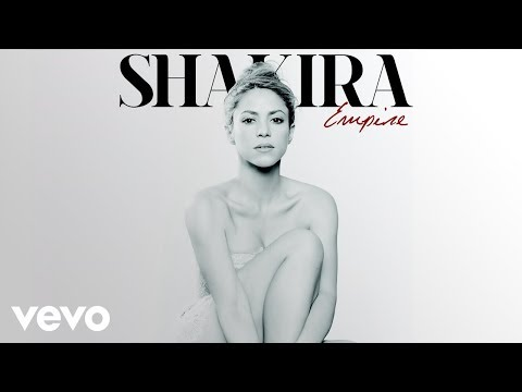 Shakira - Empire (audio) video
