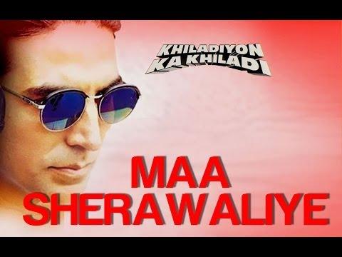 Maa Sherawaliye - Khiladiyon Ka Khiladi | Akshay, Rekha & Raveena | Sonu Nigam video