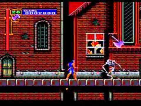 Castlevania Dracula X - Rondo of Blood (PC)