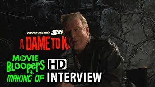 Sin City: A Dame To Kill For (2014) Mickey Rourke Interview