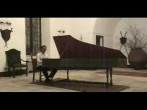 Domenico Scarlatti - Fandango en modo dorico K.posth.