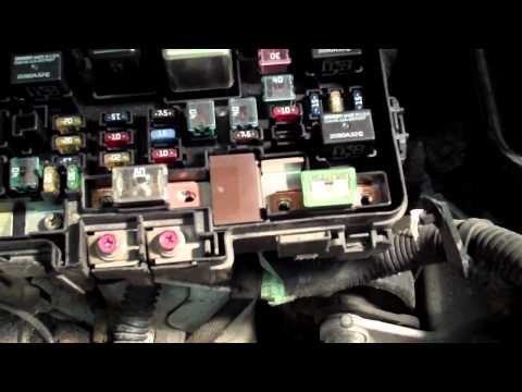 How To Fix Honda Civic SRS (Airbag) Light For Code 9-3 Seatbelt Buckle