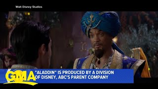 'Aladdin' is a big hit at the box office Memorial Day weekend l GMA