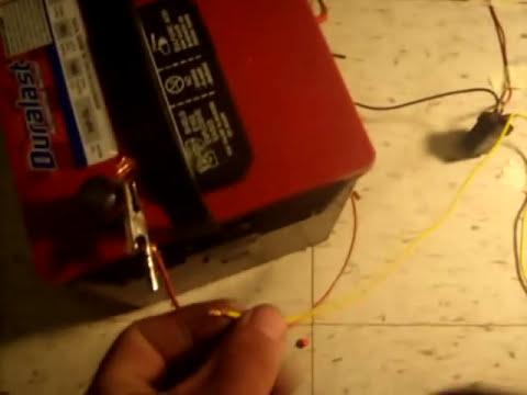 ¿conectar directo ventilador de radiador de mi auto?
