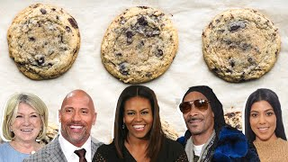 Which Celebrity Has The Best Chocolate Chip Cookie Recipe?