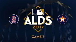 Keuchel, Correa lead Astros to Game 2 win: 10/6/17
