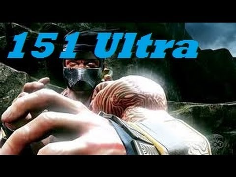 Jago 151 Hit-Ultra Combo: Killer Instinct Xbox One
