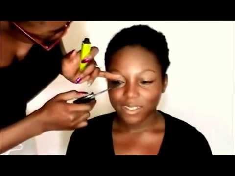 Preteen and Teen School Makeup