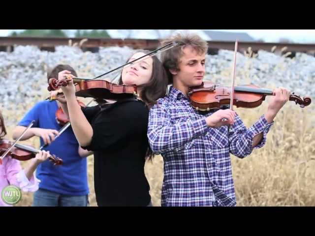 "King's Strings: ""The Farmer & The Cowman Should Be Friends"""