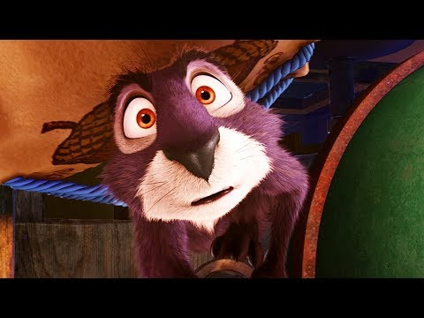 The Nut Job Trailer #2 2014 Movie - Official [HD]