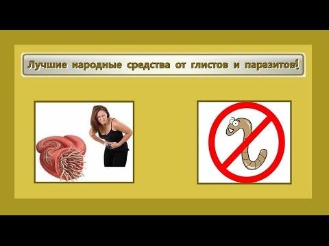 0 - Як позбутися паразитів в організмі людини народними засобами