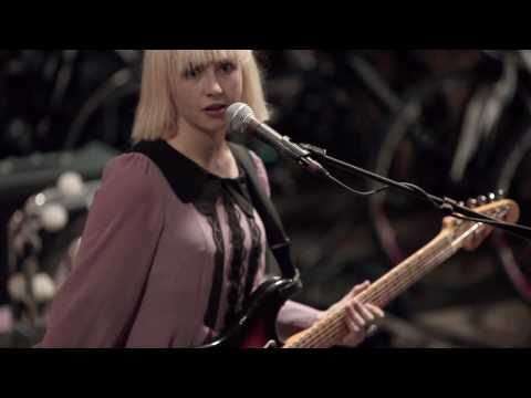 The Joy Formidable - Austere (Live @ KEXP, 2011)