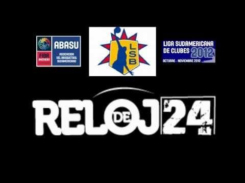 Reloj de 24 - Previa de la Liga Sudamericana 2012 (Primer Grupo)