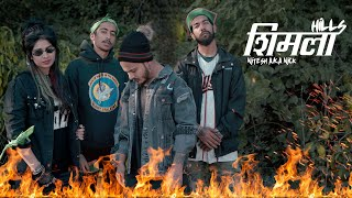 Shimla Hills | Nitesh A.K.A Nick | Latest Hindi Rap Song 2019