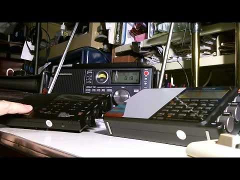 TRRS #0247 - Tecsun PL-880 Shortwave Radio Reception Testing