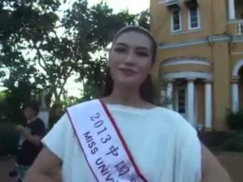 Jin Ye China Miss-universewant To Marry From Srilanka- Gossipbook.lk video