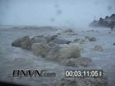 Hurricane Rita Video - Key West Florida - 9/20/2005 - Part 11