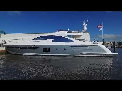 2018 Azimut 77S For Sale at MarineMax Naples Yacht Center