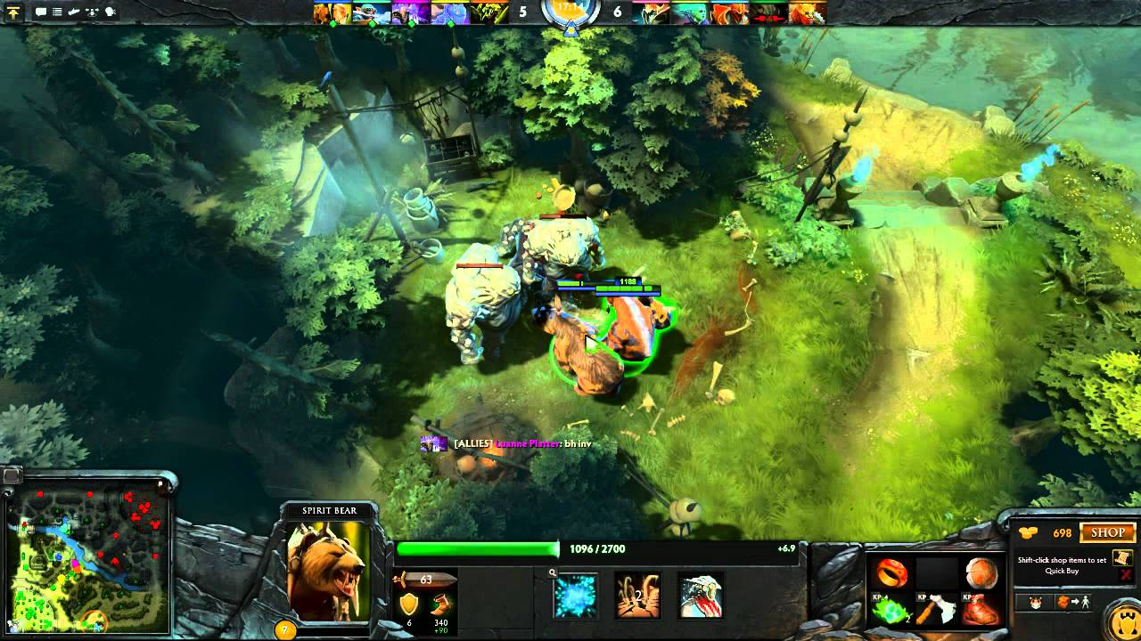 Why Not Play Dota 2 LD The Best Tank Ever YouTube