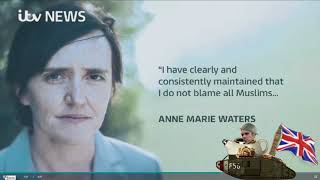 My review of ITV article on Anne Marie Waters