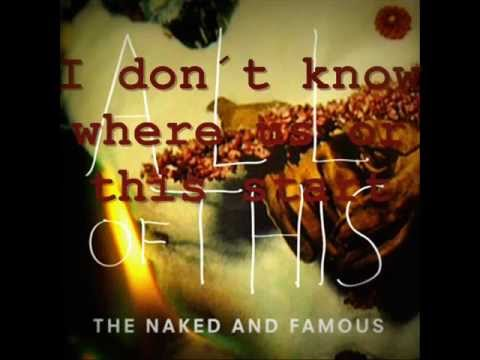 The naked and famous lyrics anal pic 77