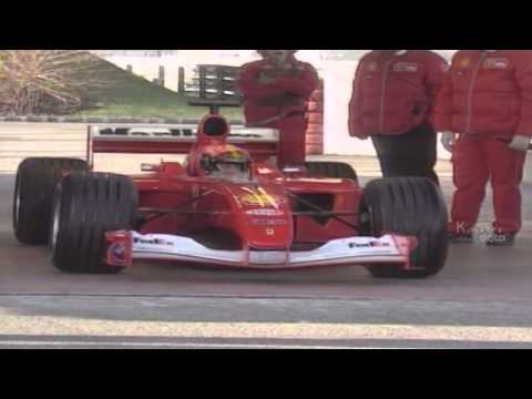 MICHAEL SCHUMACHER RED BARON THE PAL mov
