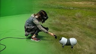 Virtual Reality - SteamVR featuring the HTC Vive